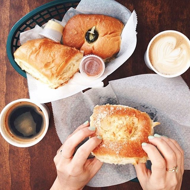 Easiest weekend breakfast in Brooklyn