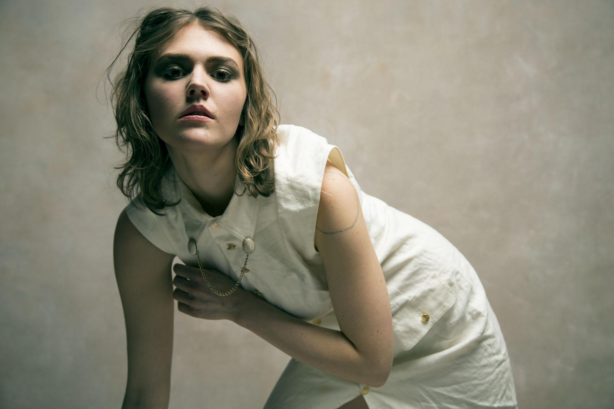 Alexus McLane  Model Gabrielle Schaub