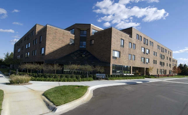 Danish Village, 150 Unit Senior Housing  Renovation  Rochester Hills, Michigan