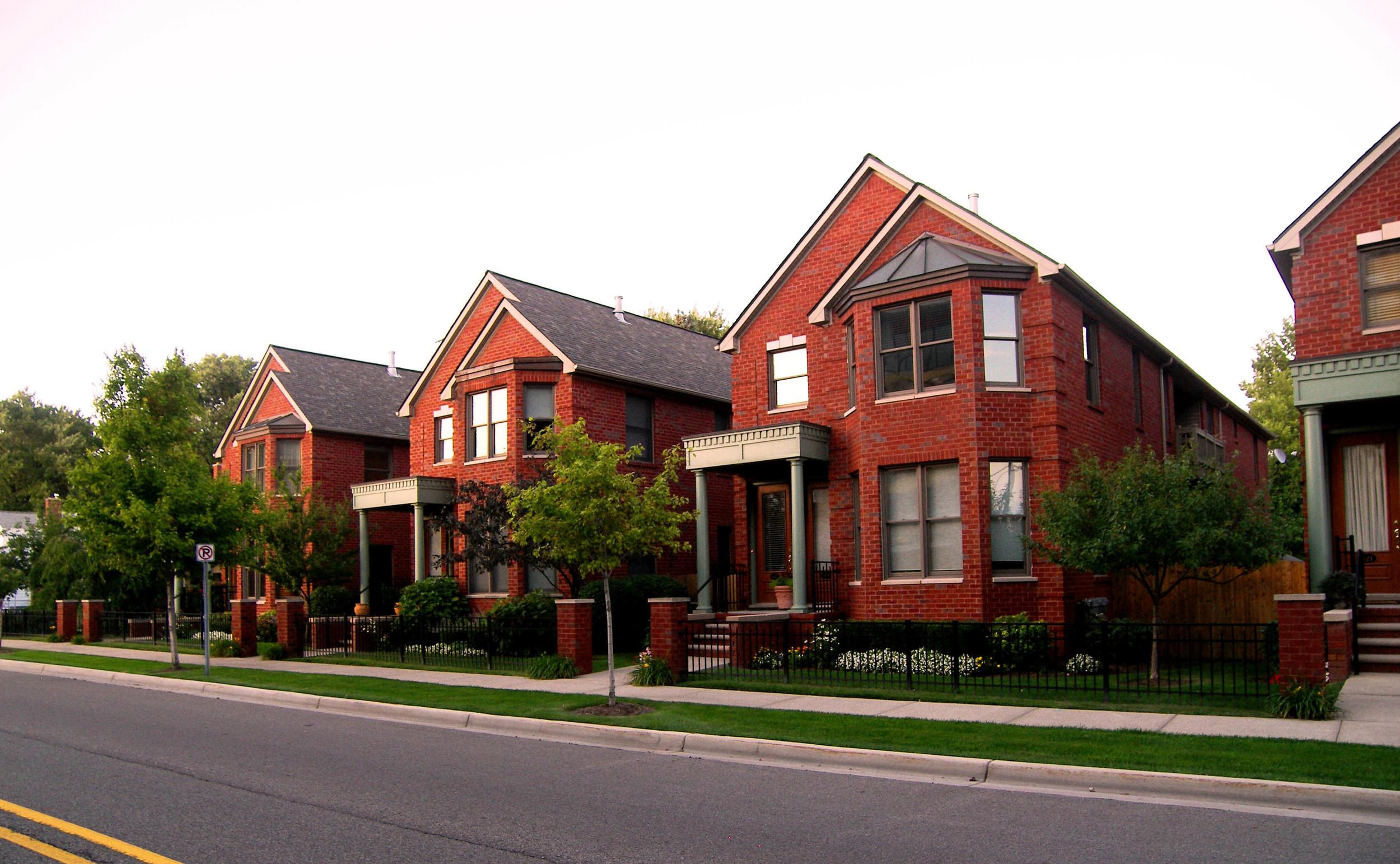 Spruce Manor, Condiminums  Royal Oak, Michigan