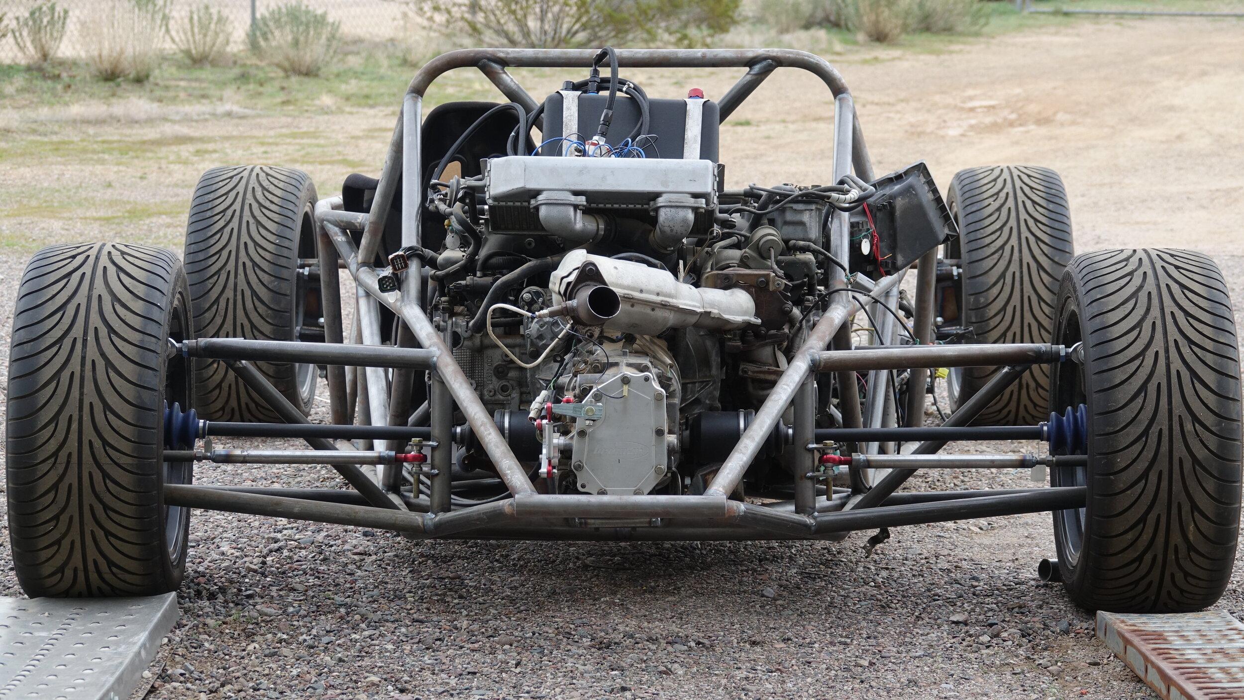 Subaru Race Kit Car Fully Custom Chassis And Body Work Centurial Inc