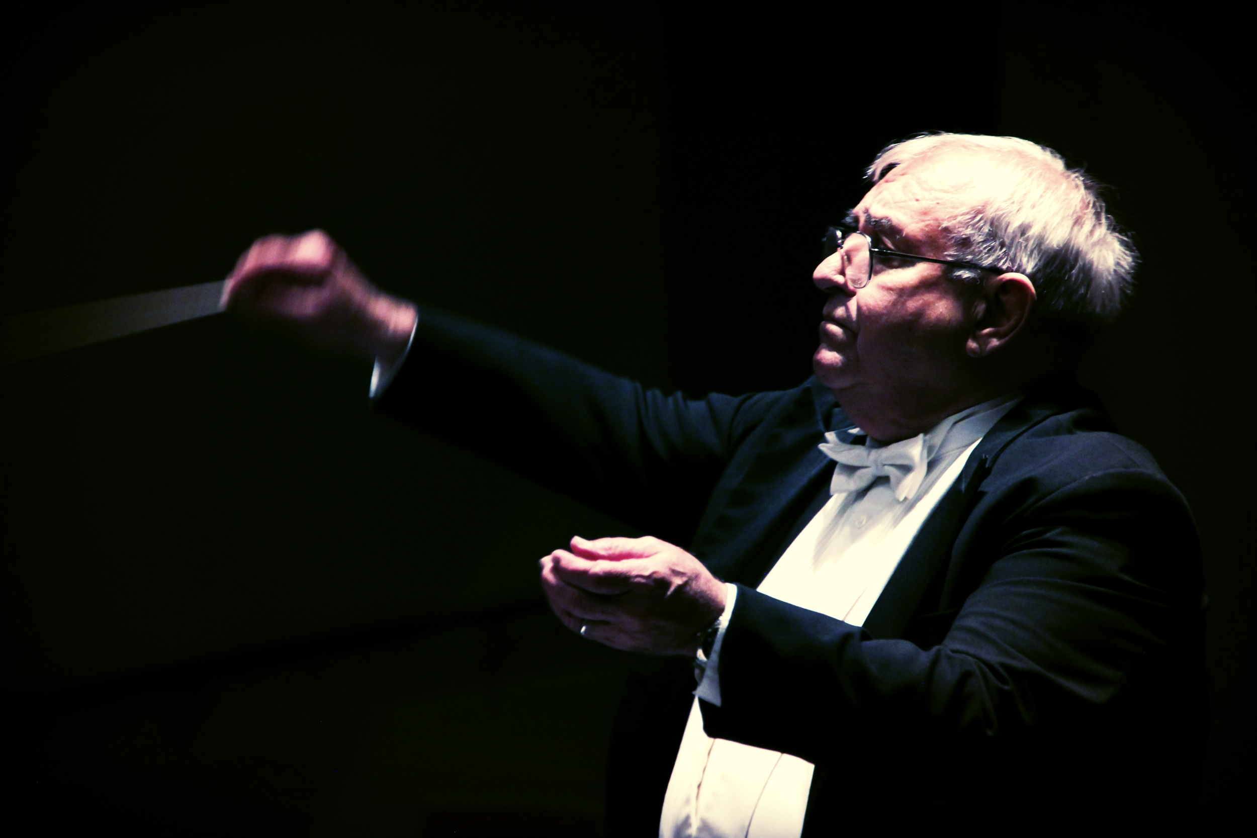 Dr. Robert Rustowicz, Music Director and Conductor