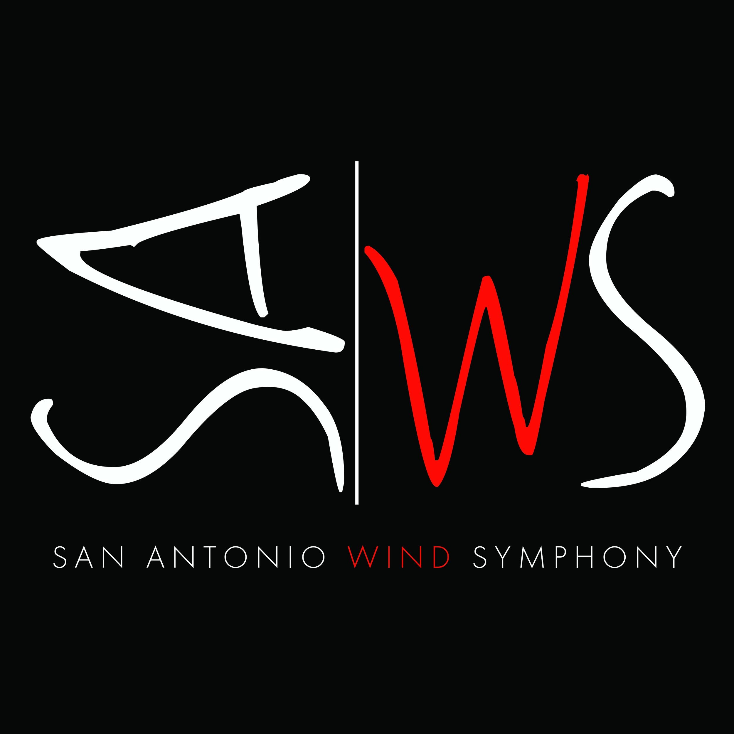 As we enter our sixteenth Season, the  San Antonio Wind Symphony  would like to thank everyone who helps us in our continuing our mission of fostering music education for local students!  In celebration of the  300th Anniversary of San Antonio , each concert will feature the diverse musical traditions from all over the world that have influenced life in San Antonio and the people who make this place so special!  We would like to express our sincere gratitude to our supporters and our sponsors:   The San Antonio Tricentennial Commission    The University of Texas at San Antonio Department of Music    The UTSA Percussion Ensemble , Sherry Rubins, Director   Alfred Frances and Janice Marty Sturchio and the Sturchio Family    RBC Music Company, Inc.    Padgett Stratemann and Company    The San Antonio Gypsy Motorcycle Club    Arpeggio Music Academy    Alamo Heights HS Band , David Stephenson, Director   Stevens HS Band , Robert Rubio, Director   Southwest HS Band , Richard Flores, Director   Smithson Valley HS Band , Matt Boening, Dain Vereen, Jeff Yates, Sam Woodfield, Directors