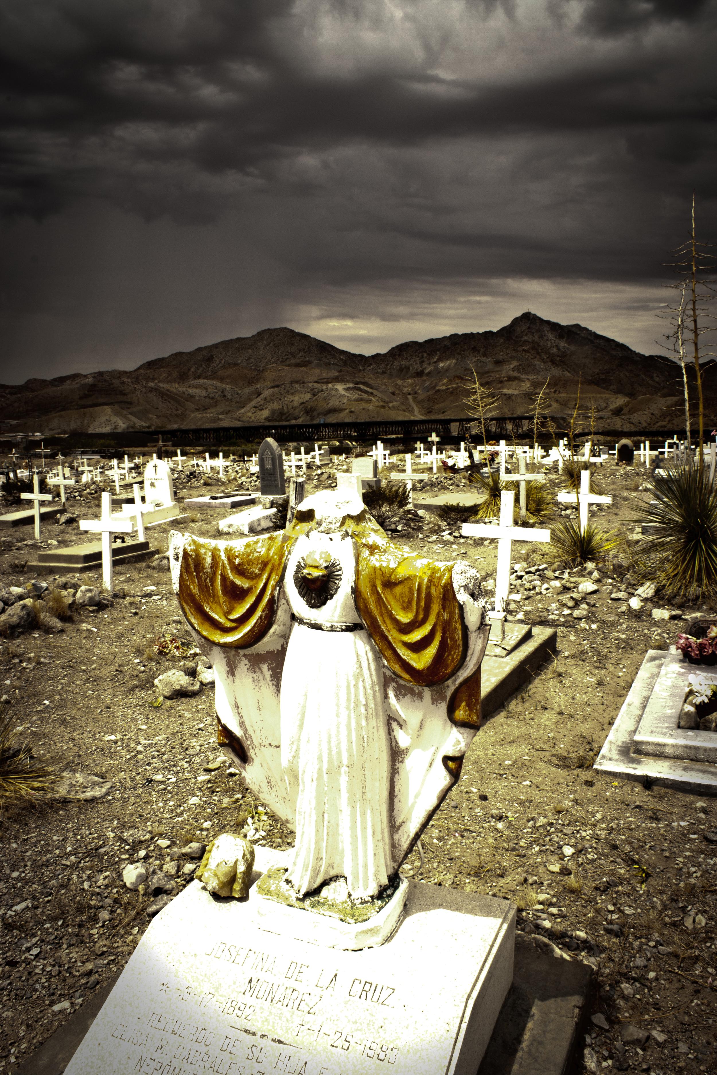"Photo ""Decapitated Religion"" by Elena Ruiz"