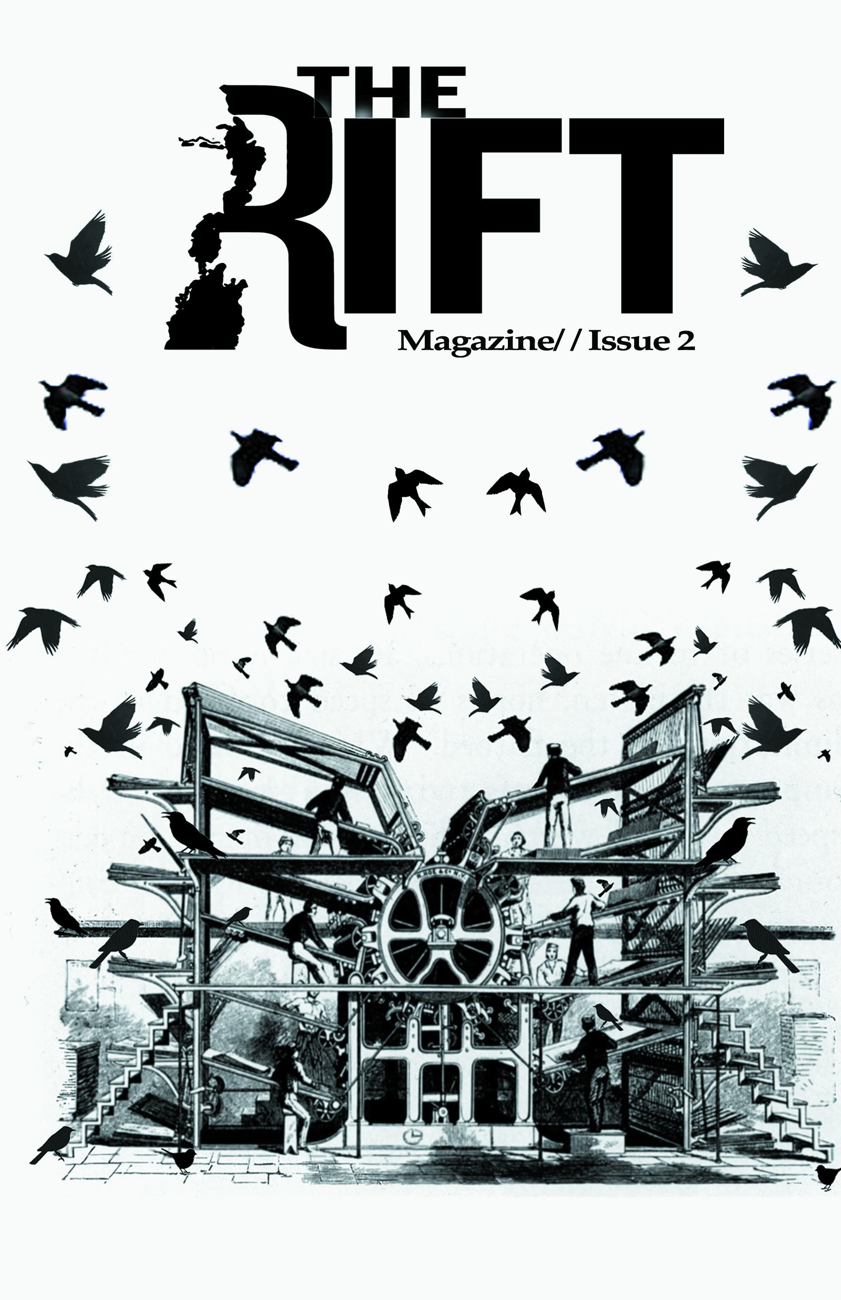 The Rift Isue 2-Cover