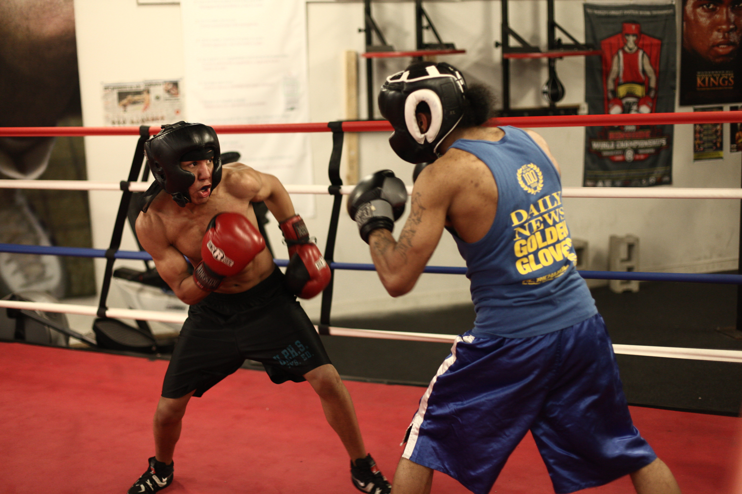 ASTRAL BOXING ACADEMY