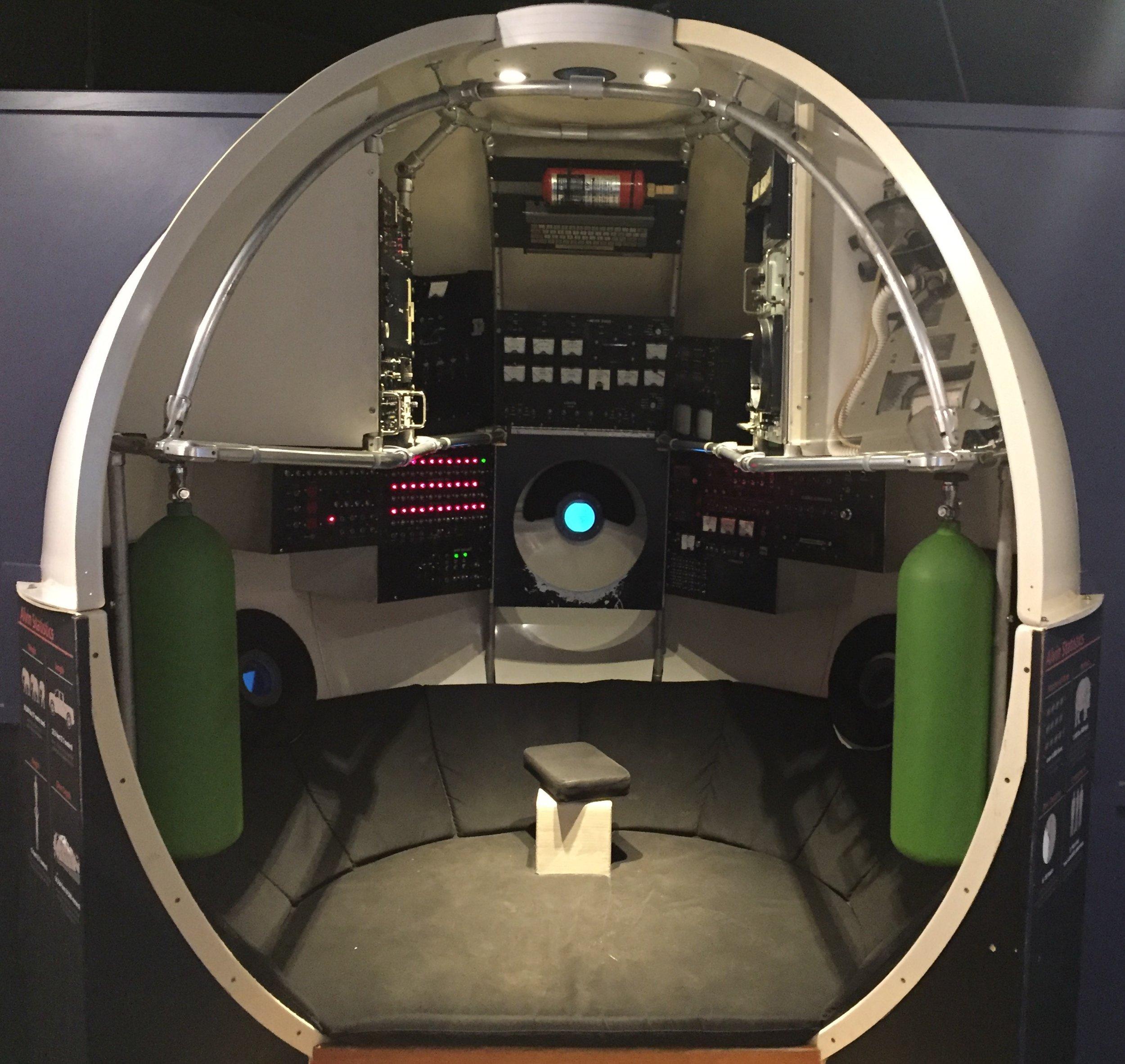 Reproduction of Alvin's Interior
