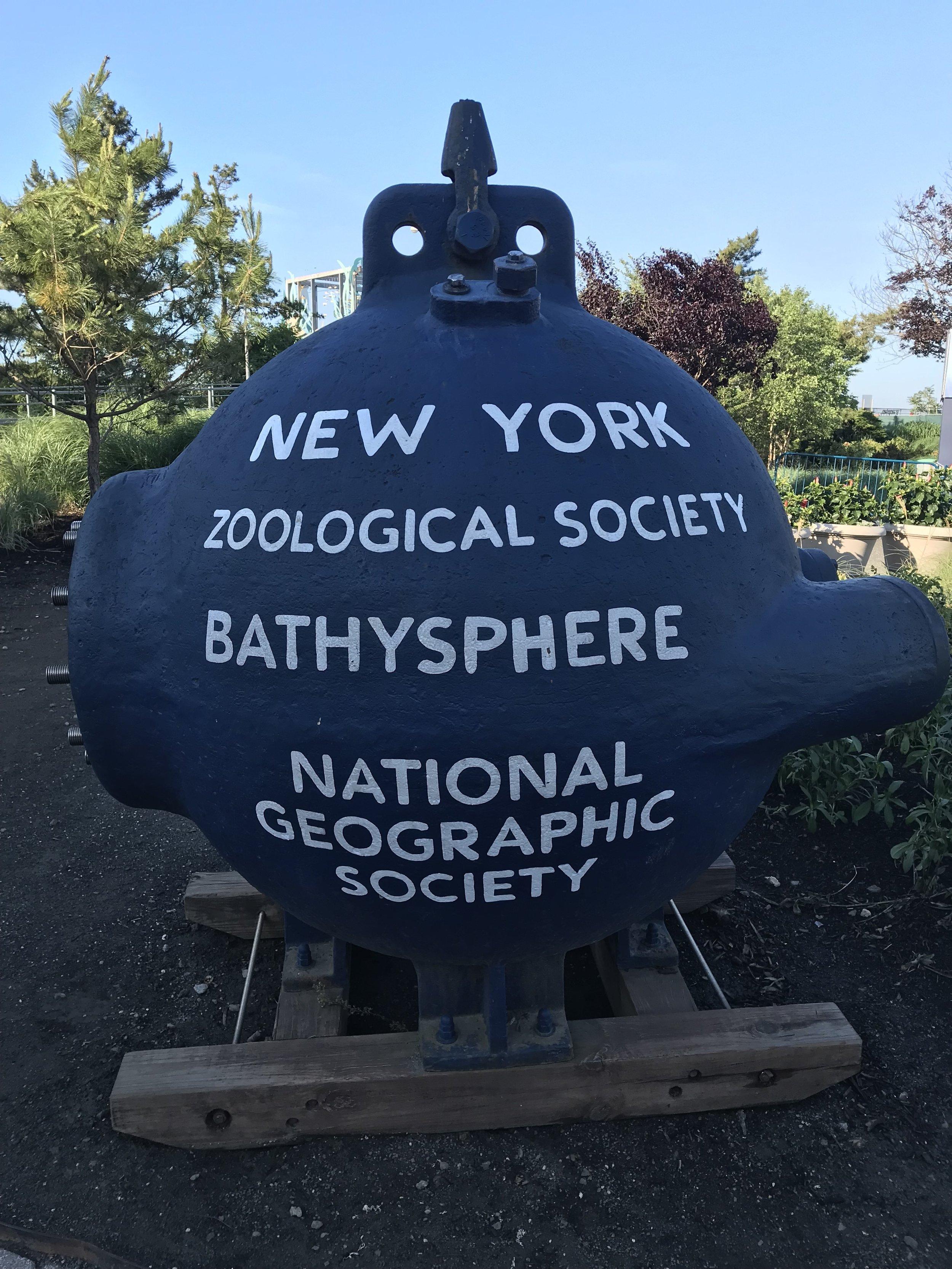 New York Aquarium's History of Exploration