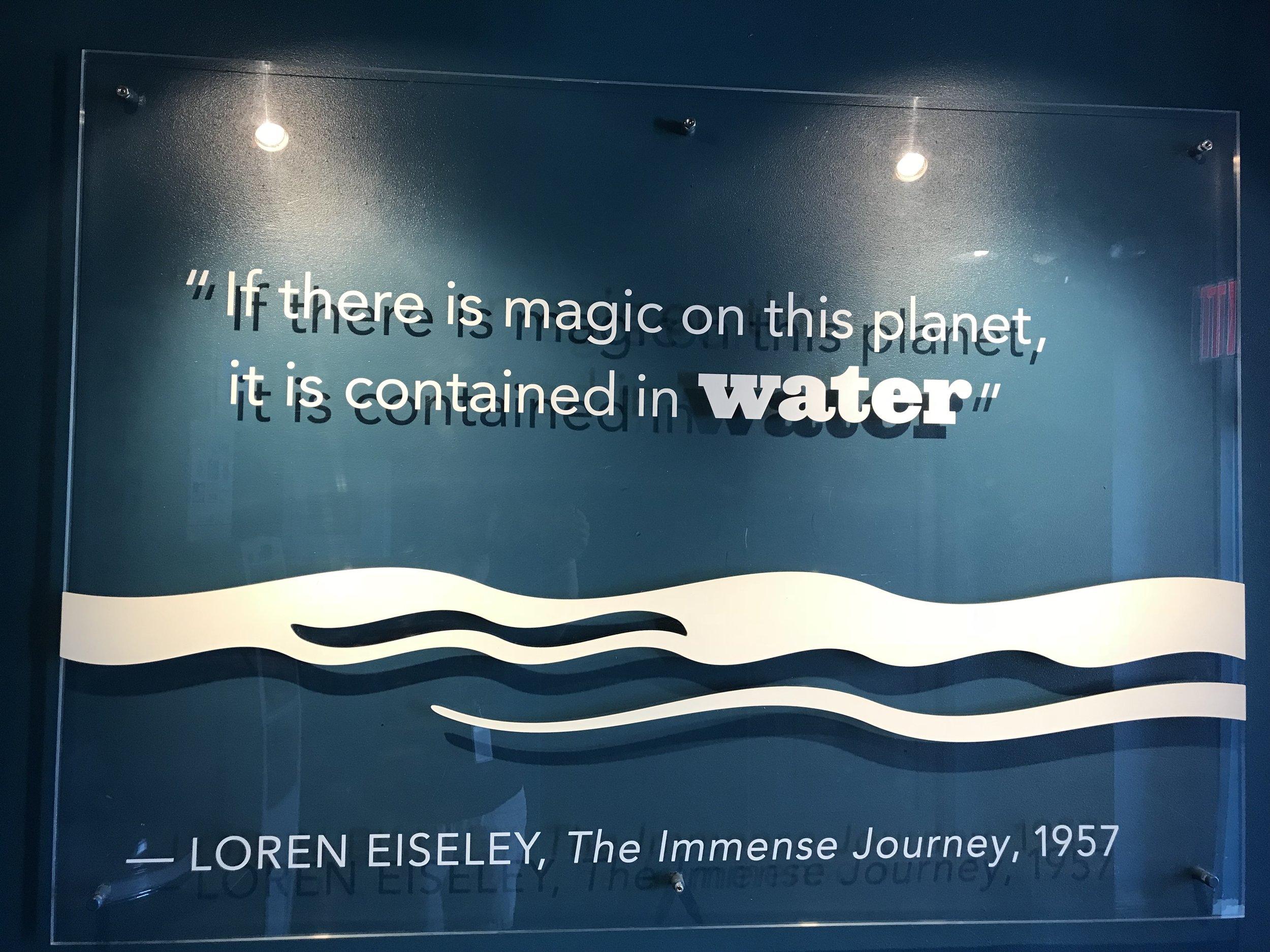Magic... Water