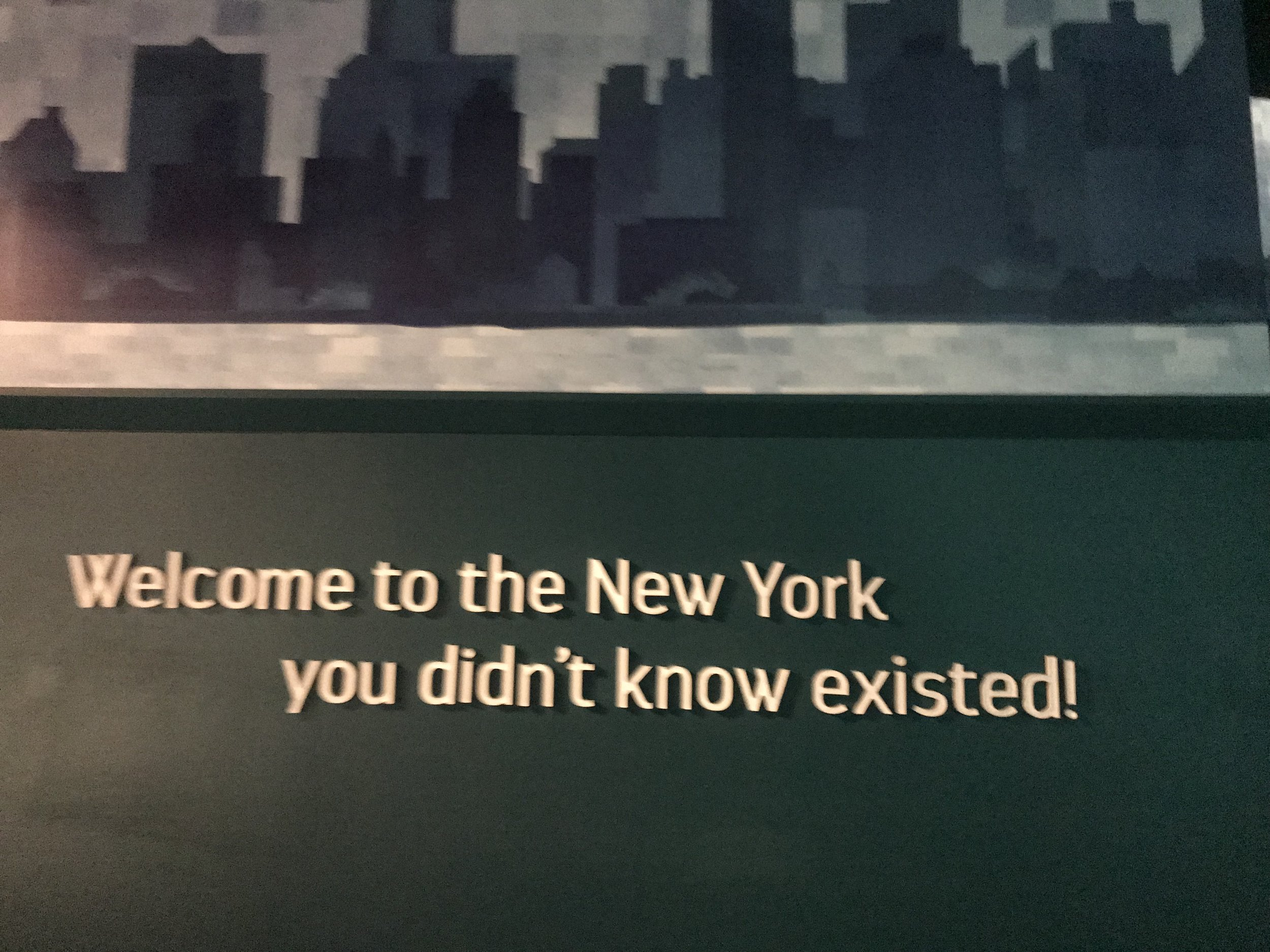 Your Blue New York