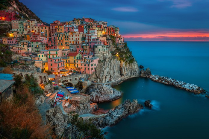 Bonasslola is a small village just north of the Cinque Terre. We will be staying there at a farm that rents out rooms to travelers. I want to see all the amazing little villages and go swimming at the tiny beaches!
