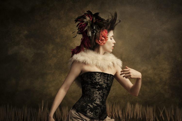 Imogen Heap, one of Allen's music photography clients