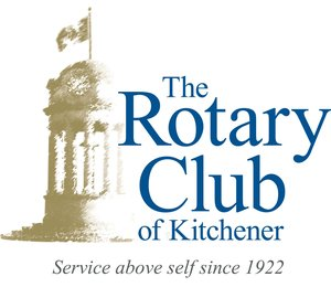 We are able to pay participants for being artists thanks to funding from the Rotary Club of Kitchener.