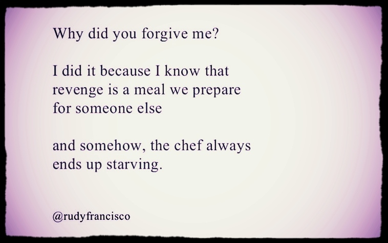 Credit: Rudy Francisco, renowned spoken word poet