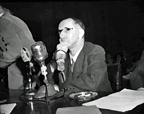 Photo of Bertolt Brecht