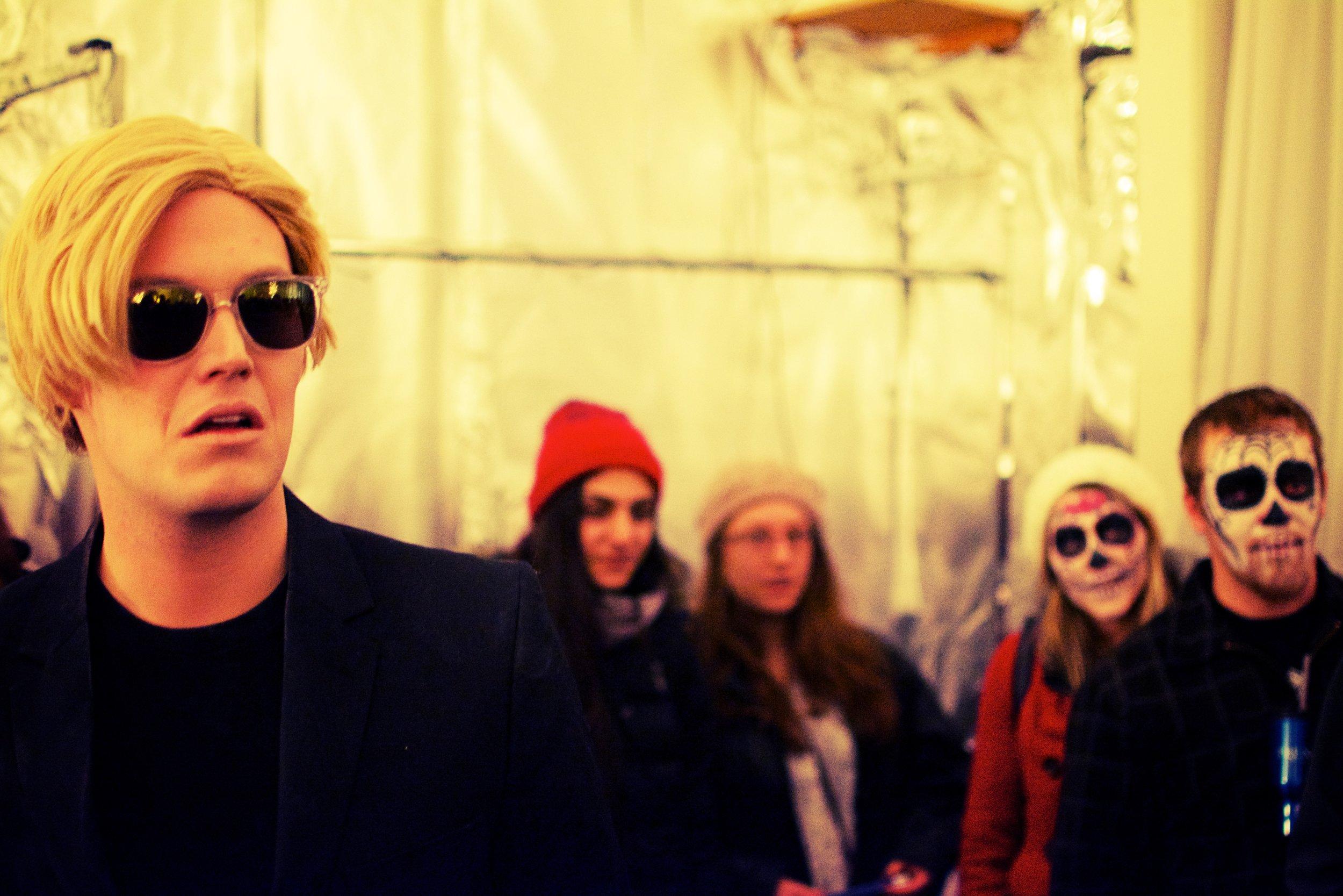 Andy Warhol presents: Valerie 2014