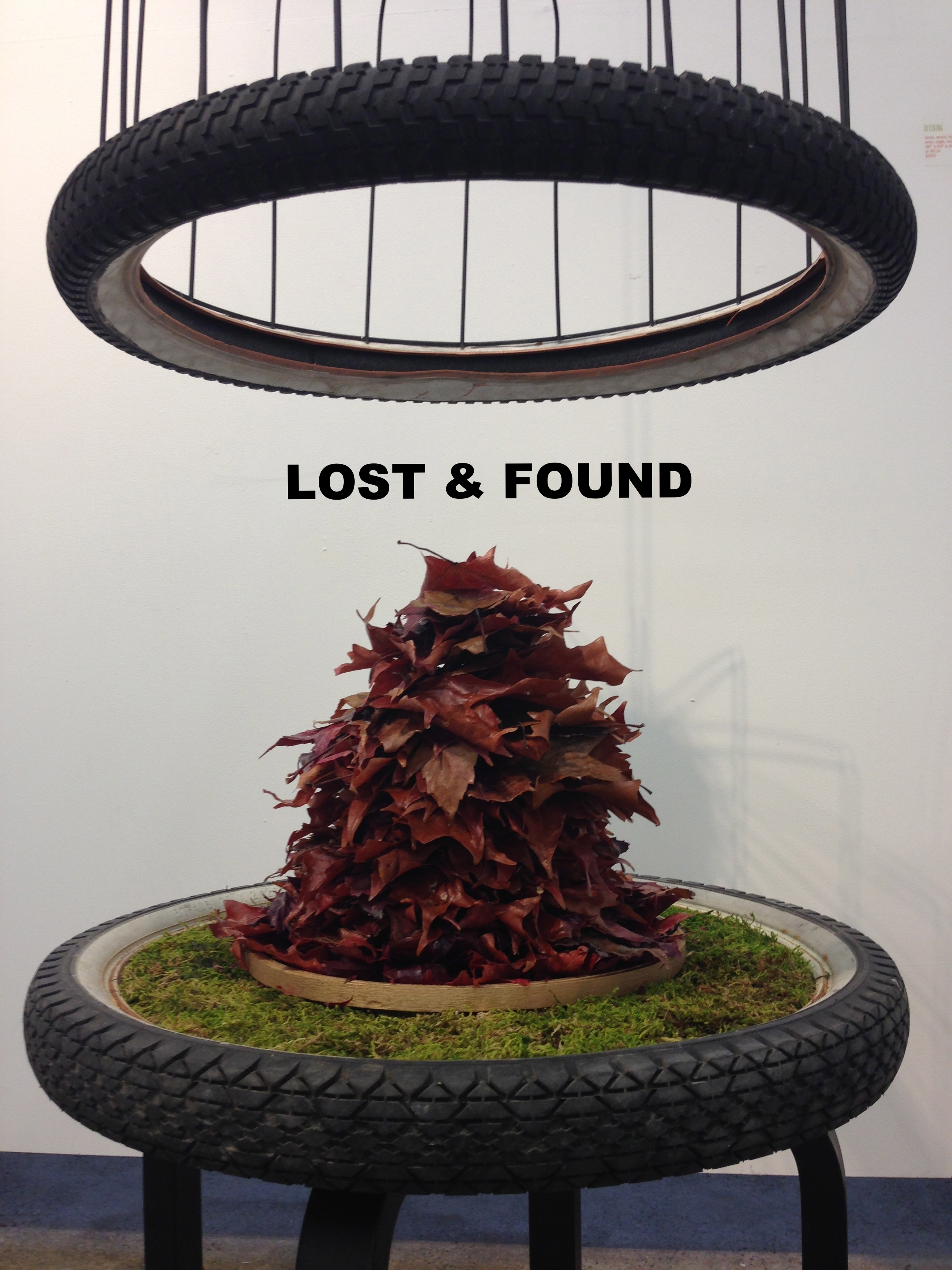 Lost & Found Exhibition - Des Moines Social Club January 2015
