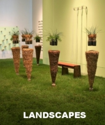 Landscapes - Exhibition in Constance Gallery August 2006