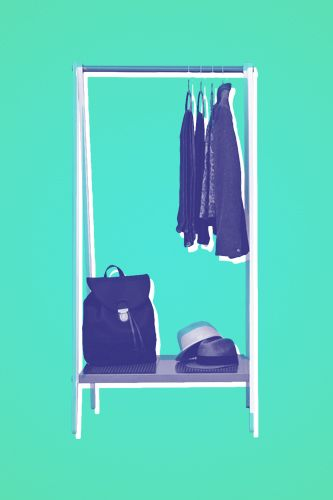 The Broke Girl's Guide to Saving Money   From Refinery 29: Spring-Clean When There's Still Snow On The Ground  — Call all your girlfriends (or The Style Editor) — this one is more fun with their help. Organizing your closets and drawers can be an incredible money saver, and it could even be a money maker if your clothes are in good enough condition to sell. Clean through the clutter, and re-acquaint yourself with everything in your wardrobe. This will help you spend less because you'll know what you have, so you don't buy duplicates, and you'll also know what you don't want any more, so you can sell or donate those pieces... Try  Threadflip  ,  Tradesy  ,  Twice  , or  Poshmark  to earn cash for all those items in your discard pile.