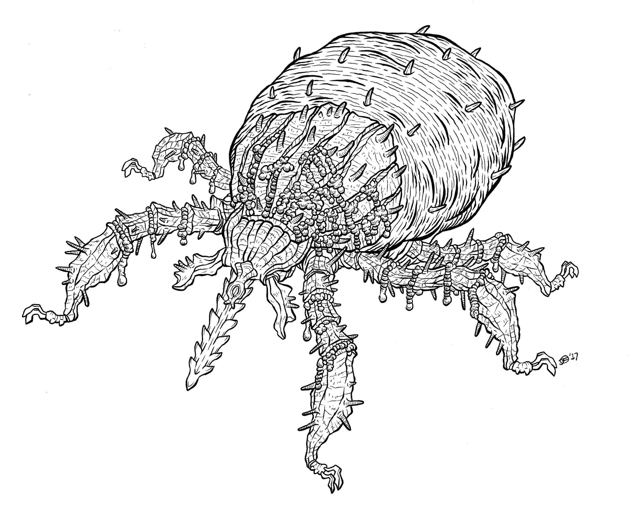 ORRKODDO 1 (INK)