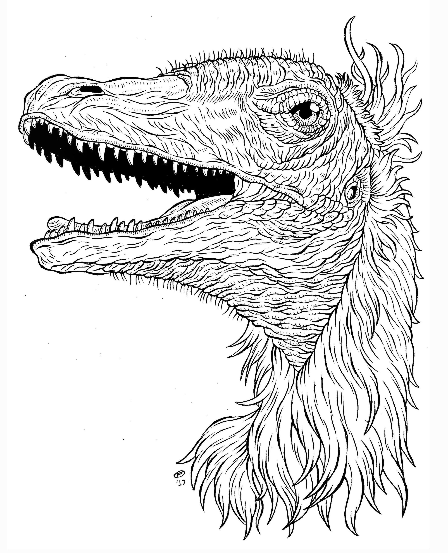 AUSTRORAPTOR (INK)