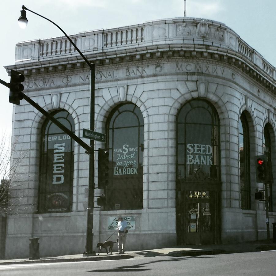 Baker Creek Heirloom Seed Company in Petaluma, CA