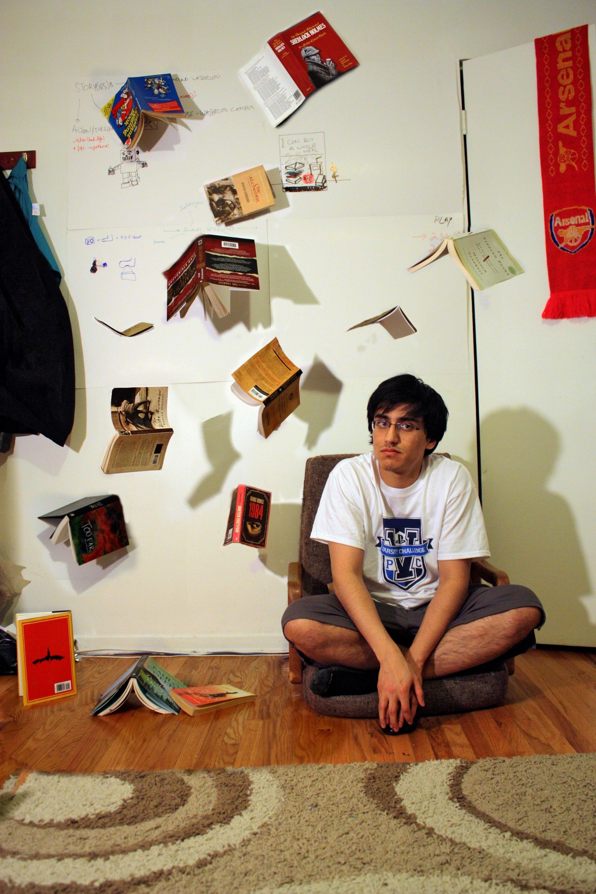 Book Storm