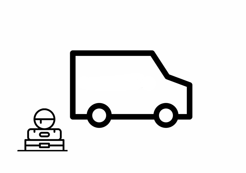 Pick-up from home or office