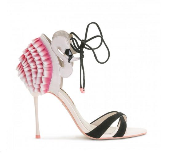 Sophia Webster Flamingo Frill, ?495