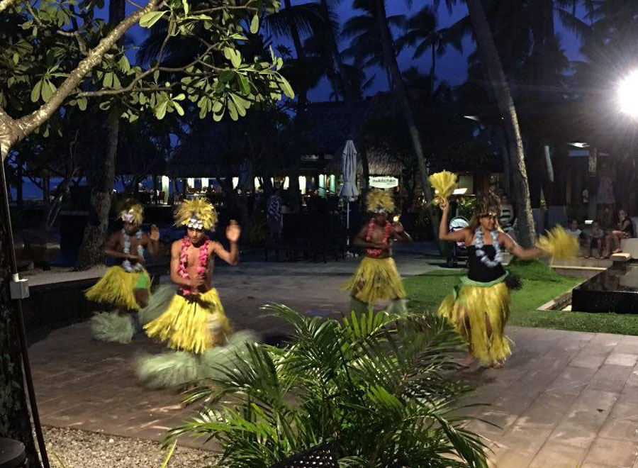Fiji traditional dancing holiday blog travel diary