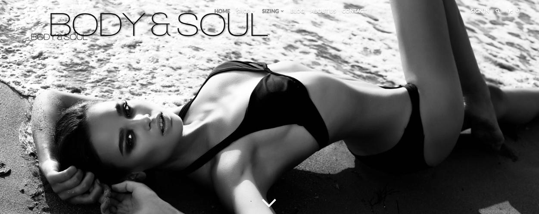Body and soul desginer boutique australia