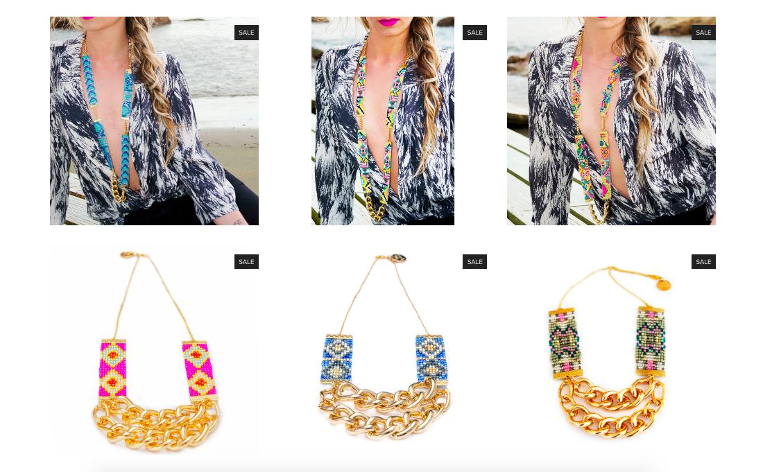 january sale designer jewelry