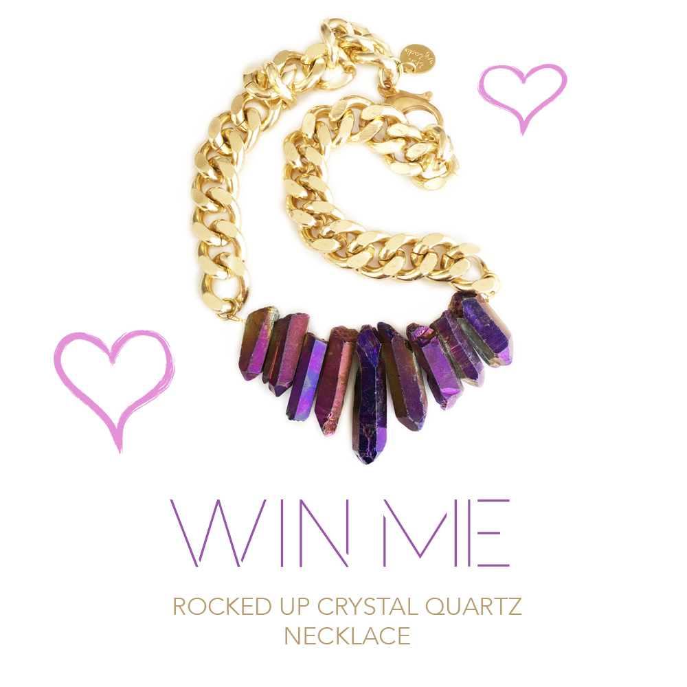shh by sadie statement necklace competition