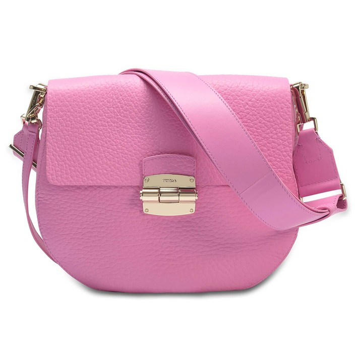 Furla pink cross body bag