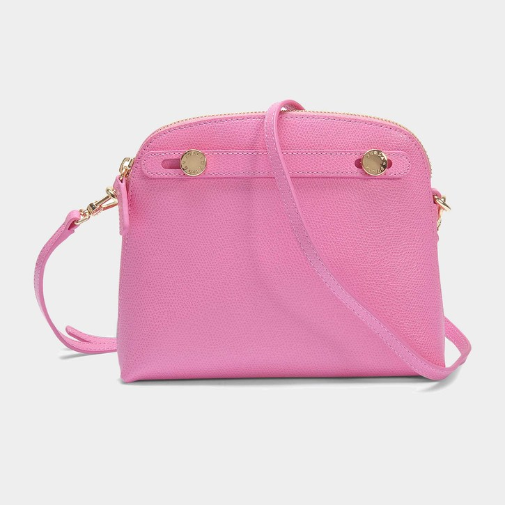 Furla pink piper crossbody bag