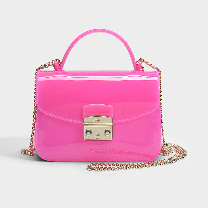 CANDY MERINGA MINI CROSSBODY BAG furla