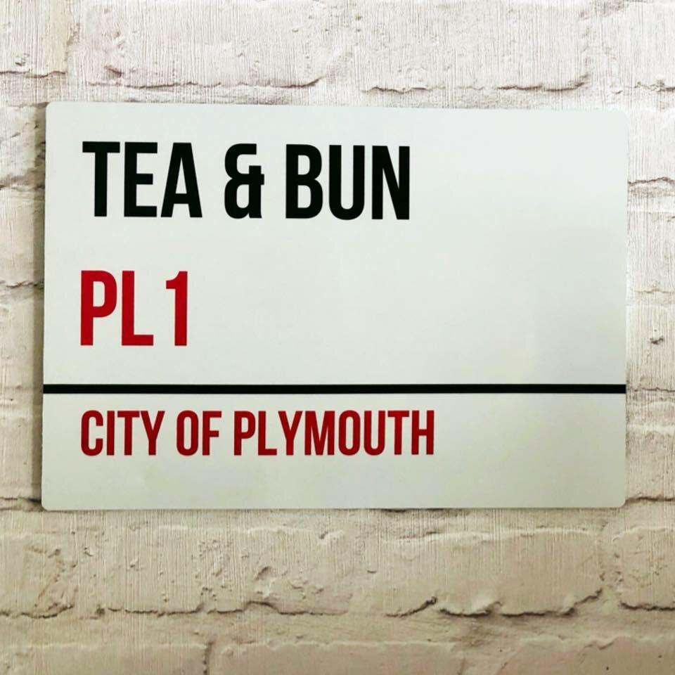 Tea and Bun Asian restaurant cornwall street plymouth