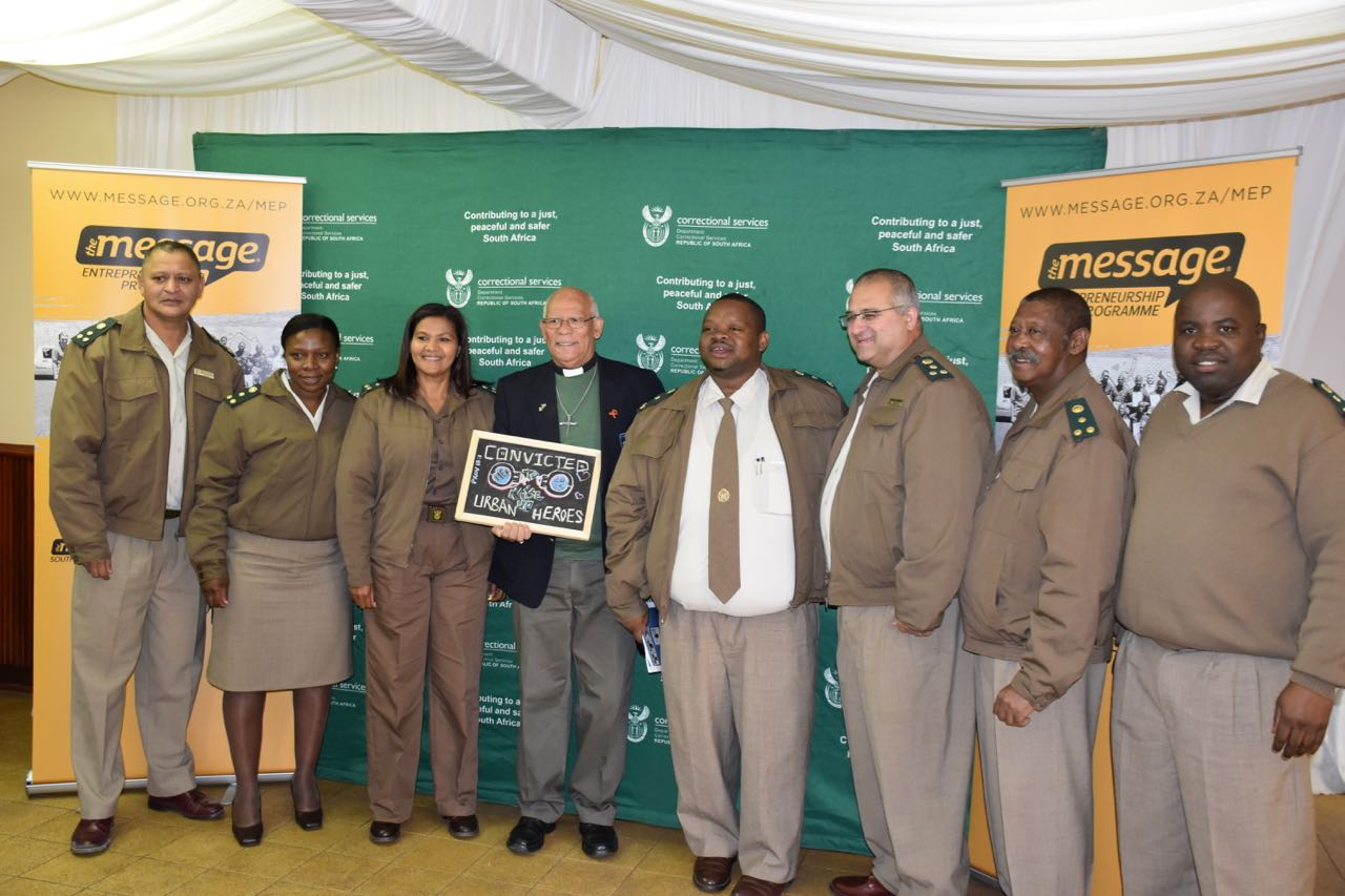 We are thankful for the strong partnership with have with Correctional Services.