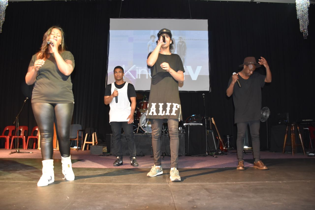 KineticIV Performing