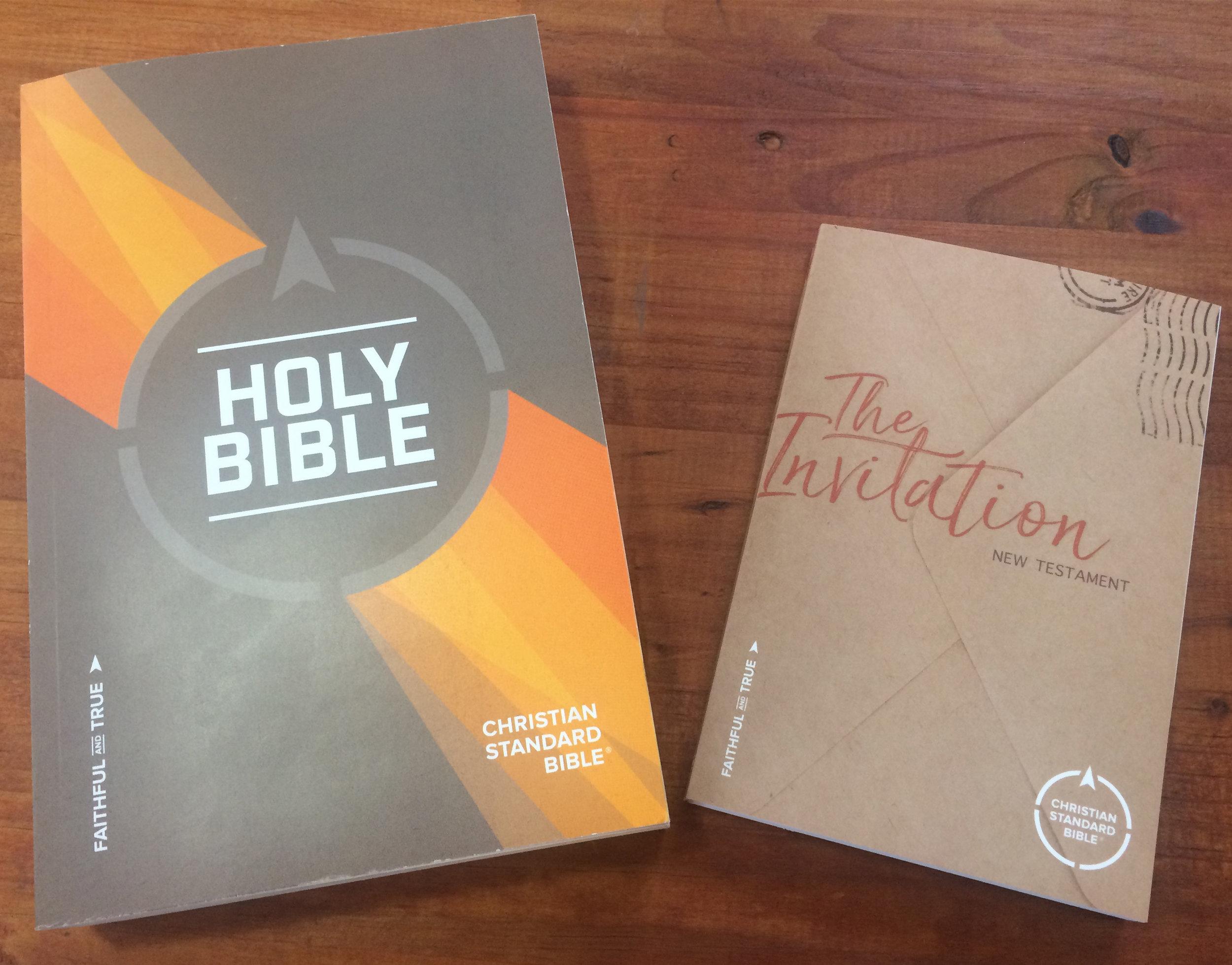 Christian Standard Bible Translation