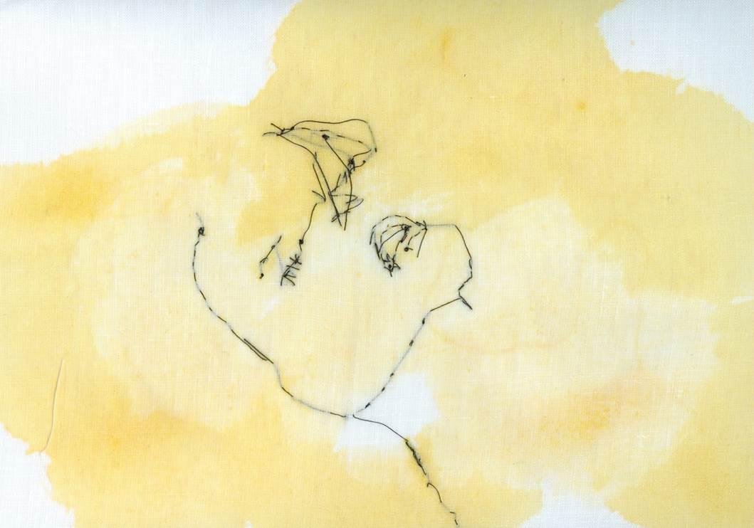 'Exhale' 2011 33cm x 48cm Cotton stitch on linen.jpg