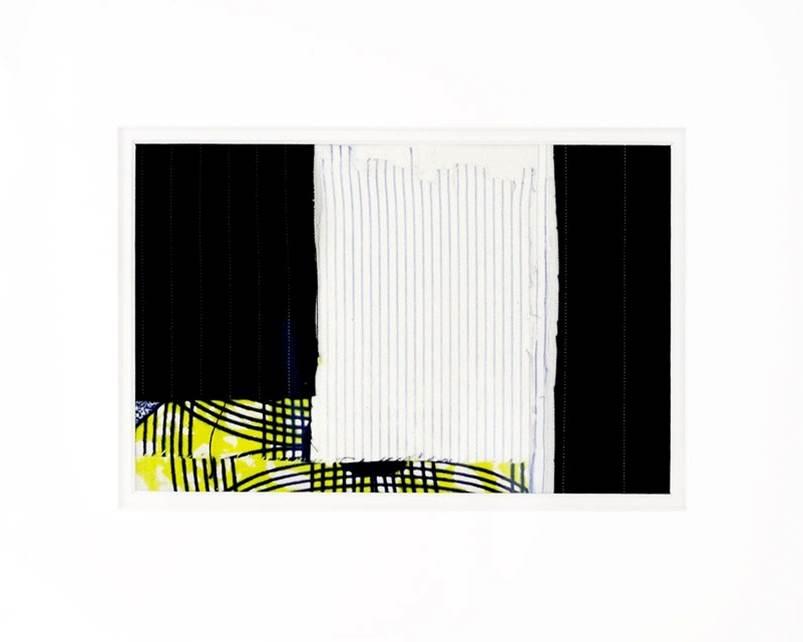 (v)  2012  39cm x 31cm Fabric remnant.jpg