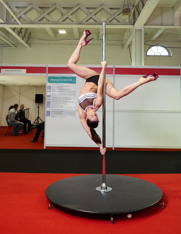 Sexpo, sex exhibition in Olympia.