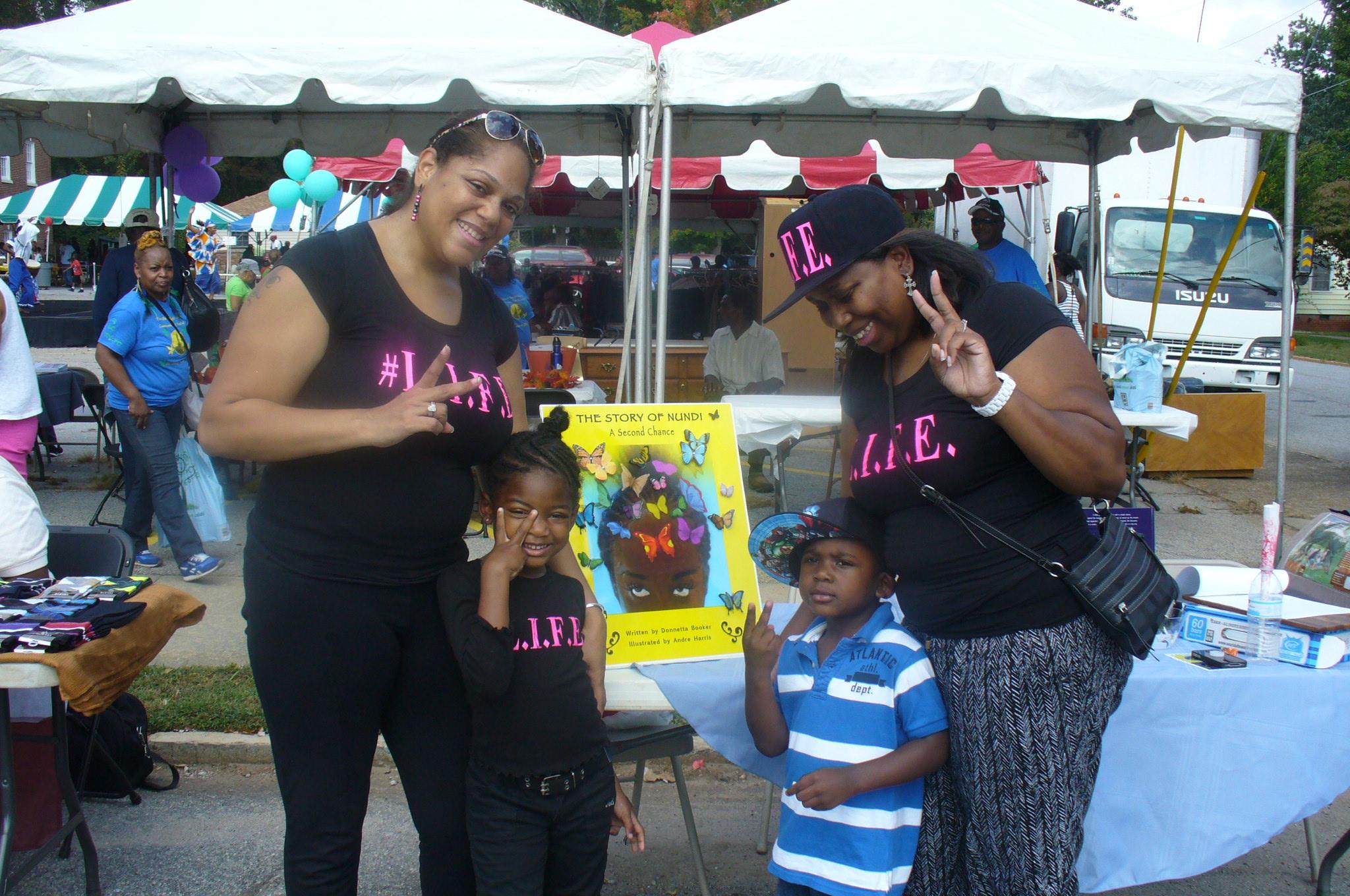 #L.I.F.E. (Ladies In Full Effect) with Nundi.