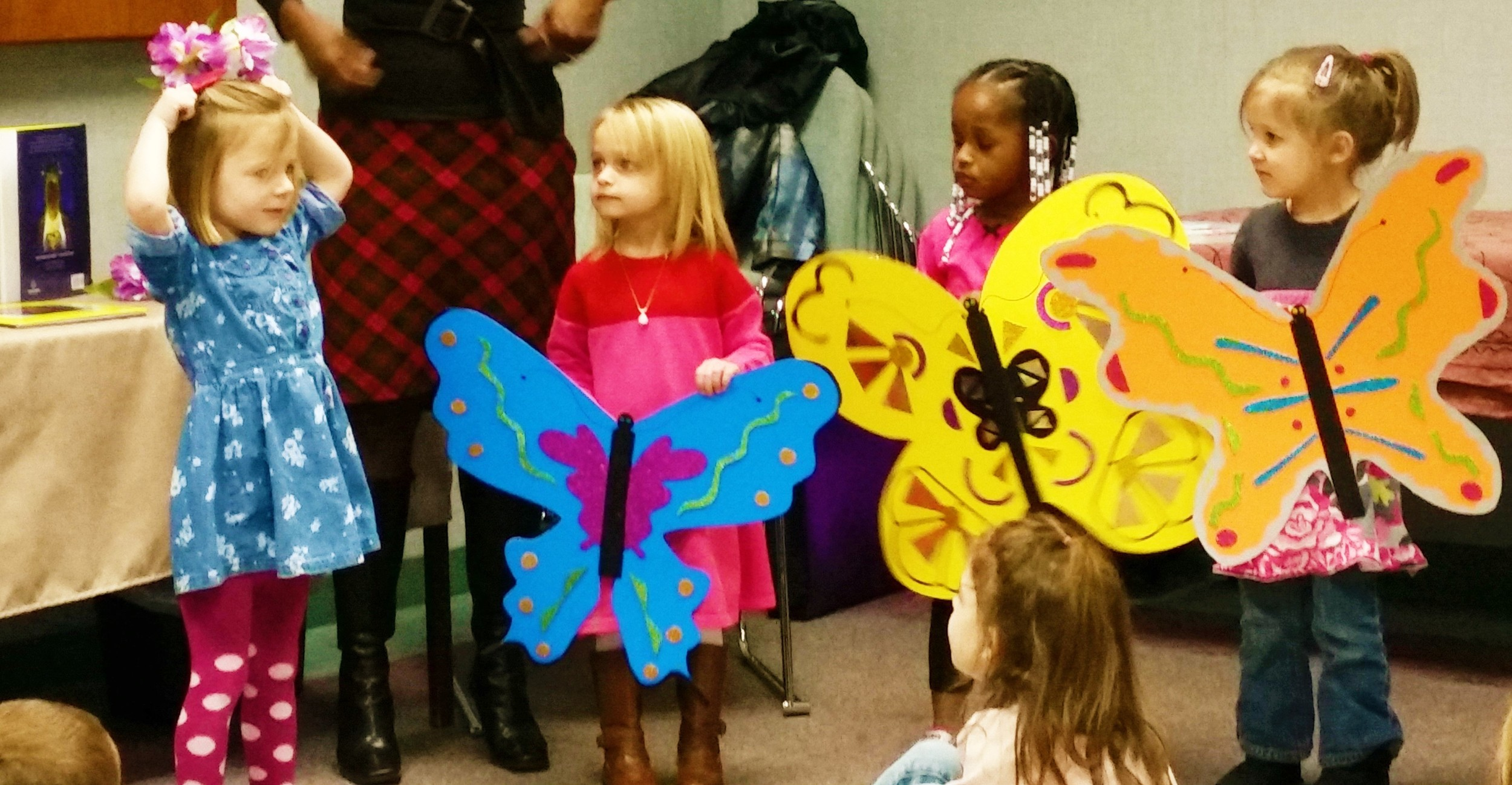 The butterflies agree - Perfect!