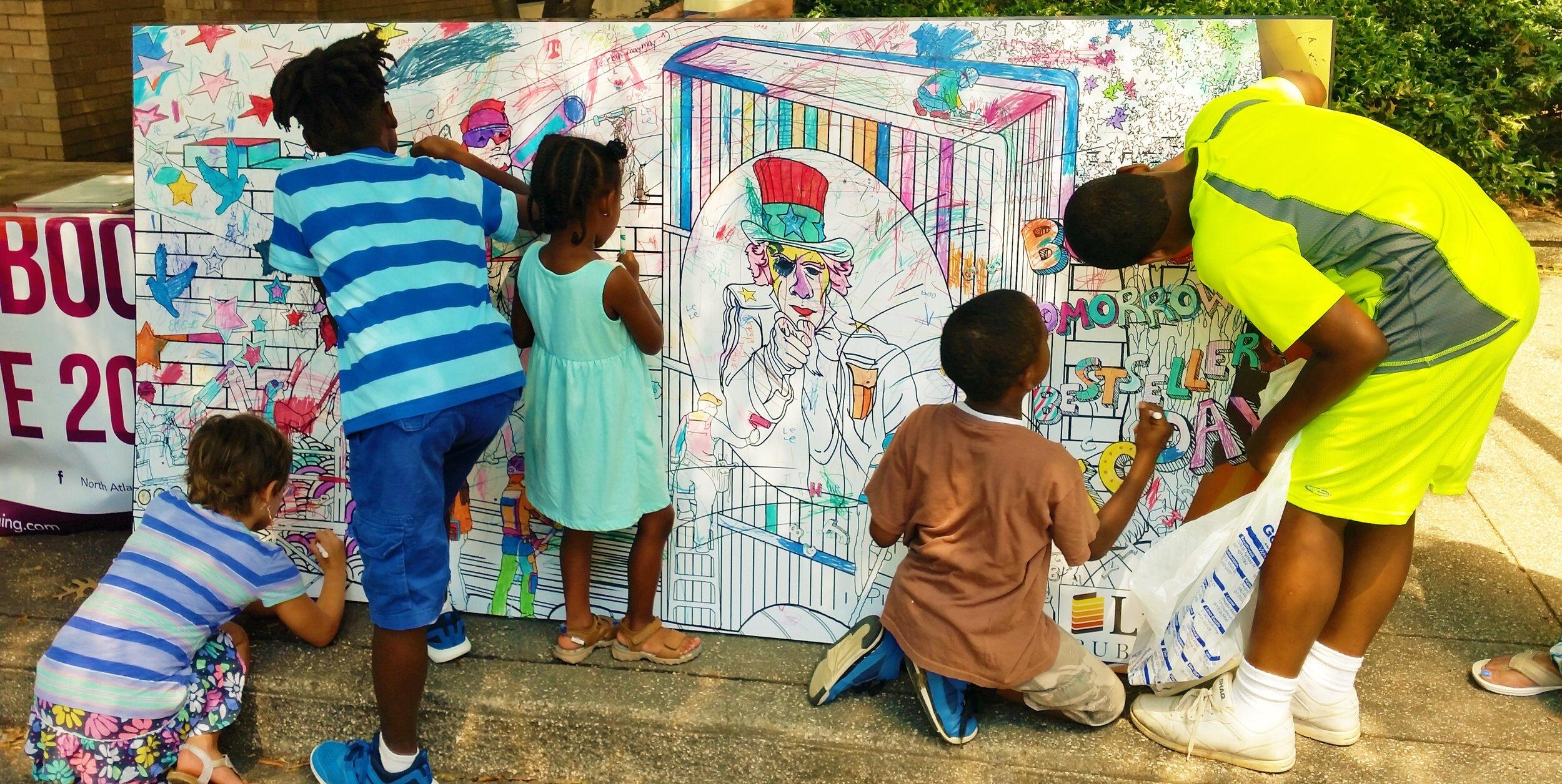 Kids and Mural.jpg