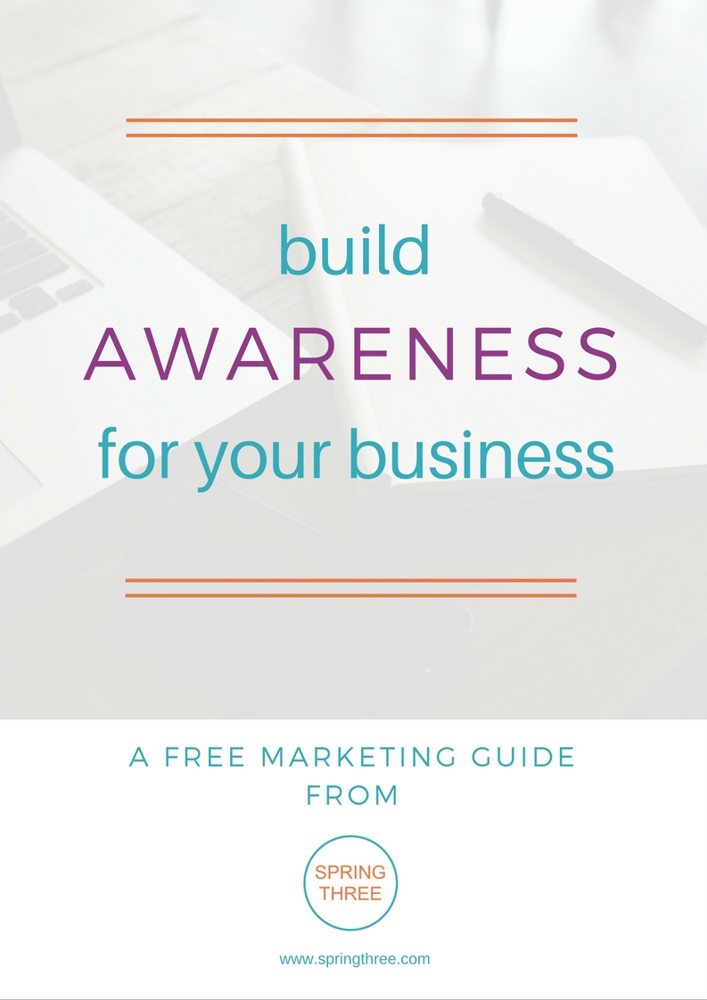 Spring Three Marketing Guide