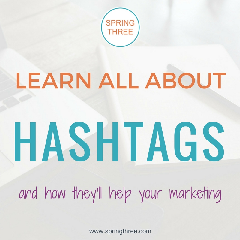 Using Hashtags in your busienss