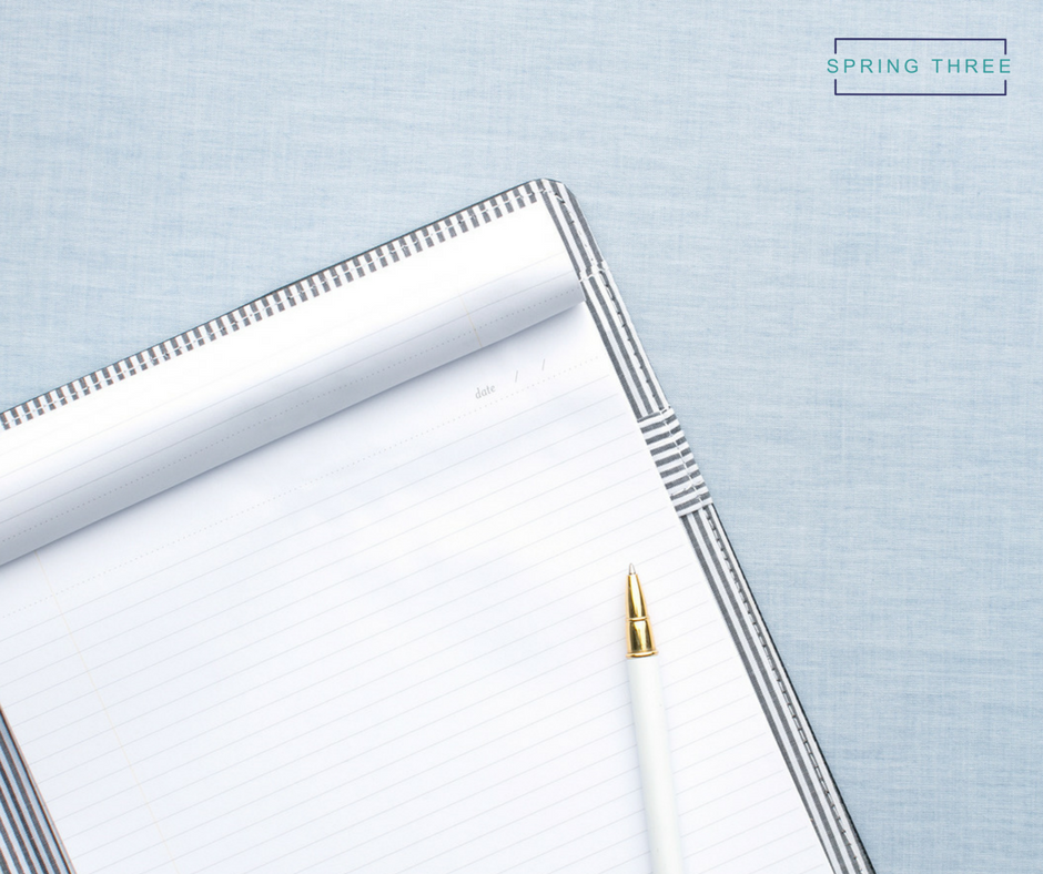 Business Coaching - Spring Three