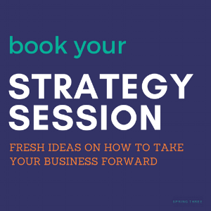 Spring Three Strategy Session